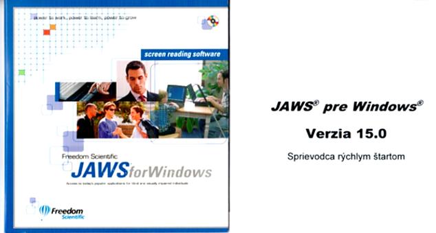 Obrázok JAWS
