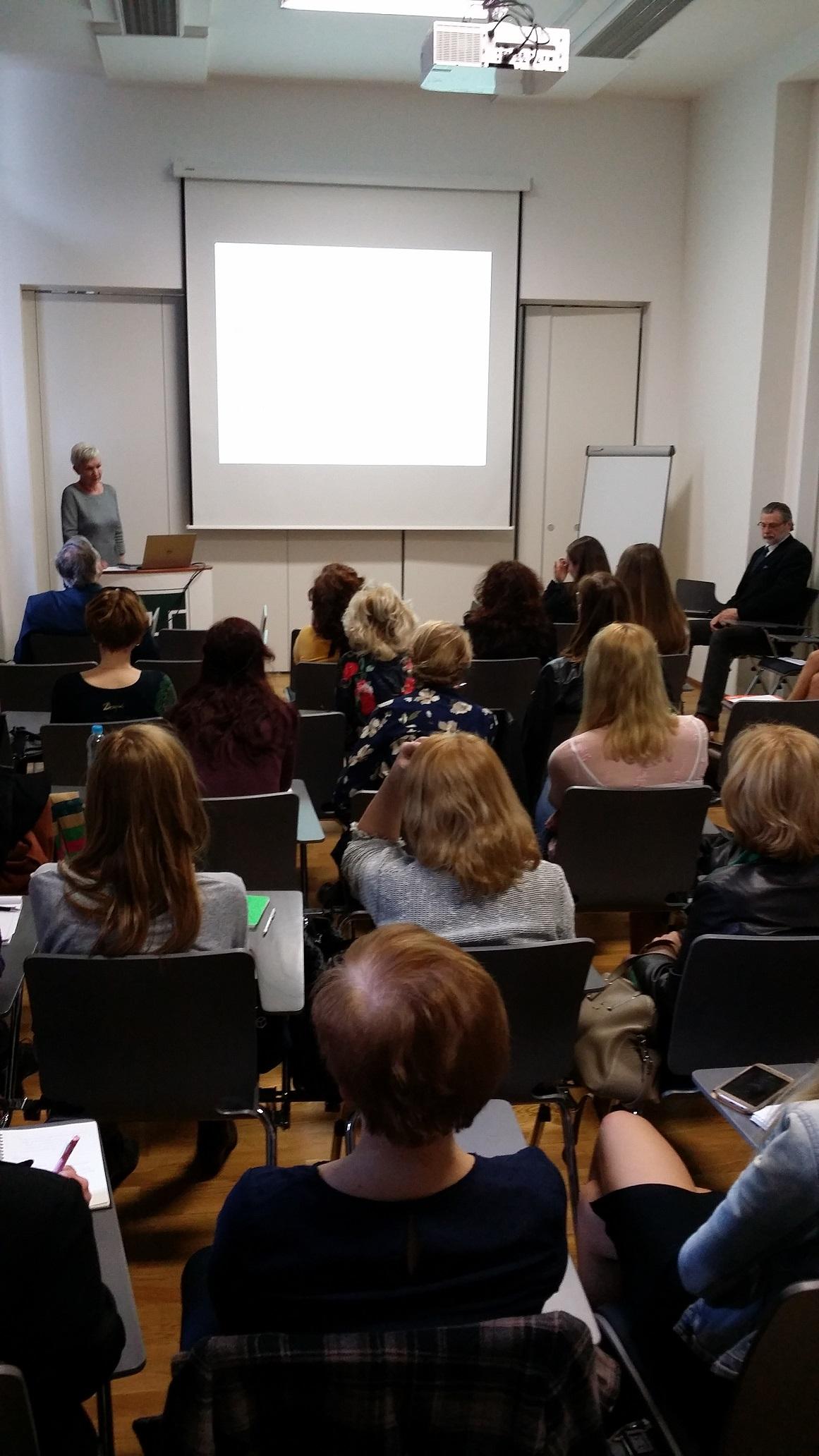 Fotografia účastníkov seminára