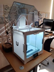 3D tlačiareň Ultimaker S5